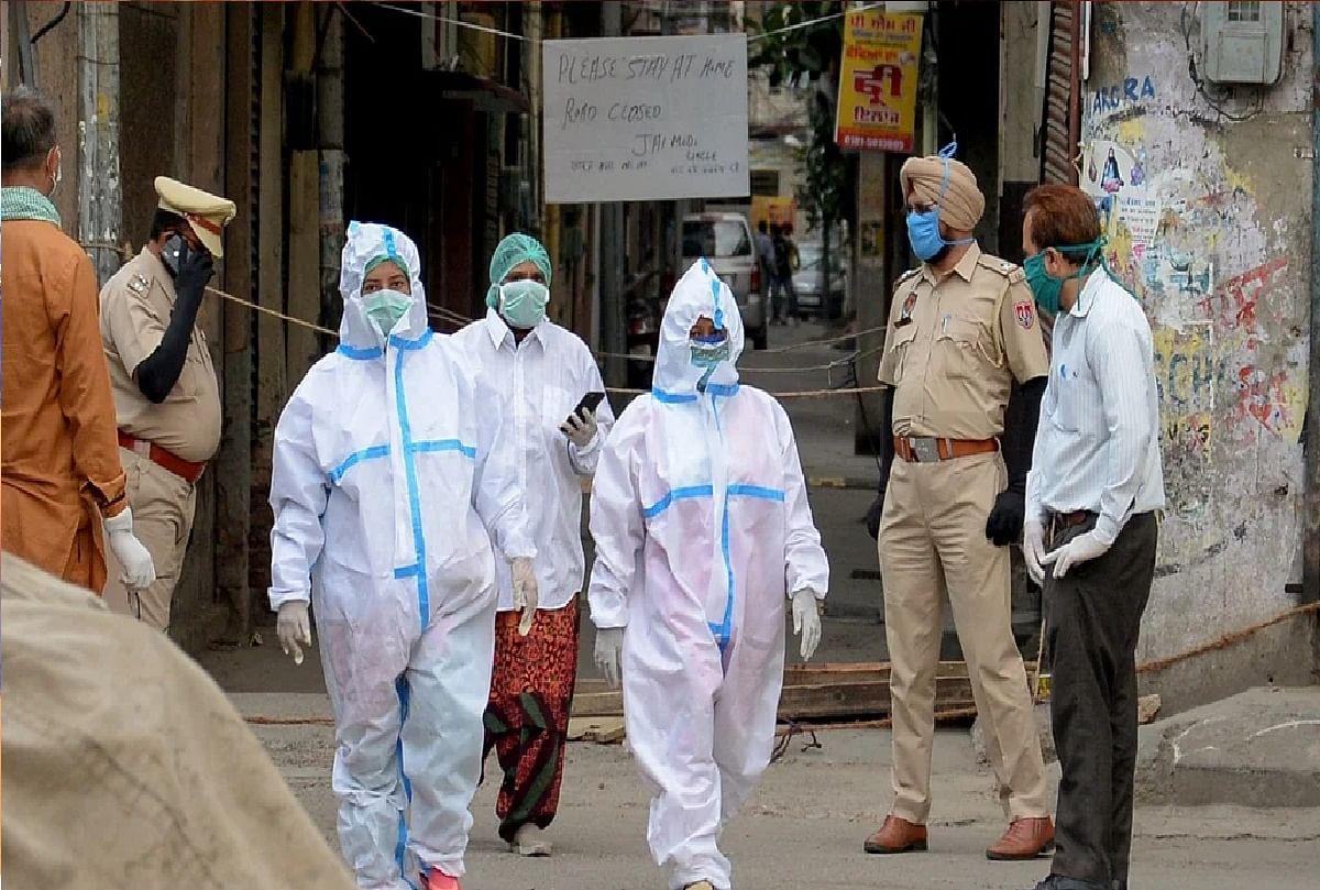 गुजरात के इन प्रमुख शहरों में लगा कर्फ्यू, फिर  बढ़ रहे हैं कोरोना के मामले