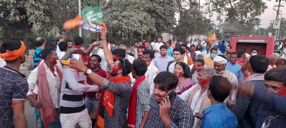 Munger Election Result 2020: कांटे की टक्कर के बाद मुंगेर में भाजपा के प्रणव यादव जीते, राजद के अविनाश कुमार को किया परास्त