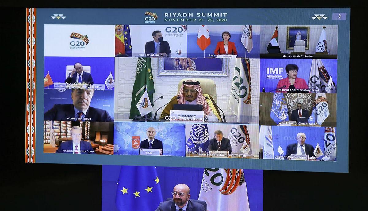 Covid-19 के खिलाफ एकजुट हुए G20 के देश, महामारी से लड़ने के लिए दुनिया को दिखाएंगे रास्ता
