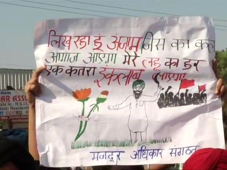 Farmers Protest Live : दिल्ली के गृह मंत्री सत्येन्द्र जैन ने पुलिस को स्टेडियम का इस्तेमाल अस्थाई जेलों के तौर पर करने की अनुमति देने से किया इंकार