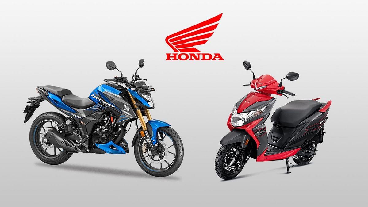 Honda Hornet और Dio नये अवतार में आये, यहां जानें कीमत और सारी खूबियां