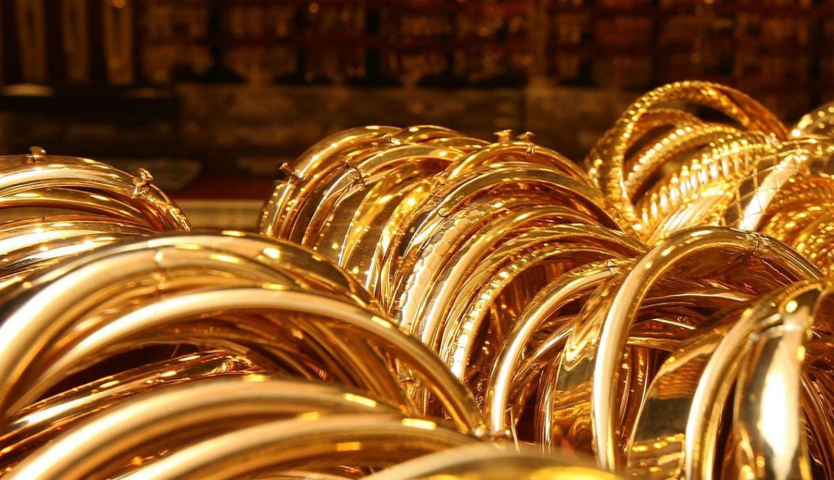 Gold Price Todays : सोना के भाव में सोमवार को आई मामूली तेजी, सस्ती हुई चांदी, जानिए आज का ताजा भाव