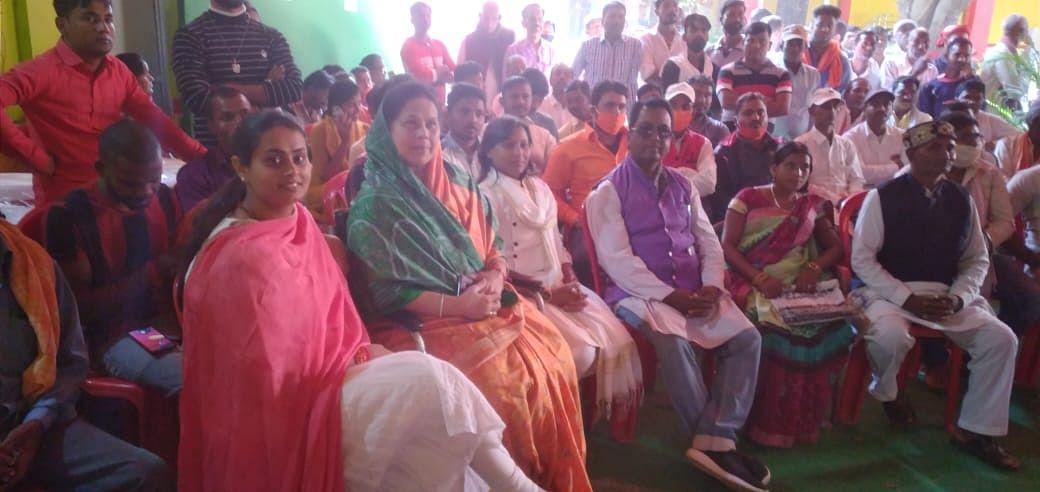 Jamui Election Result 2020: भाजपा की श्रेयसी सिंह ने जमुई विधानसभा सीट राजद से छीनी, विजय प्रकाश को 41049 मतों से हराया