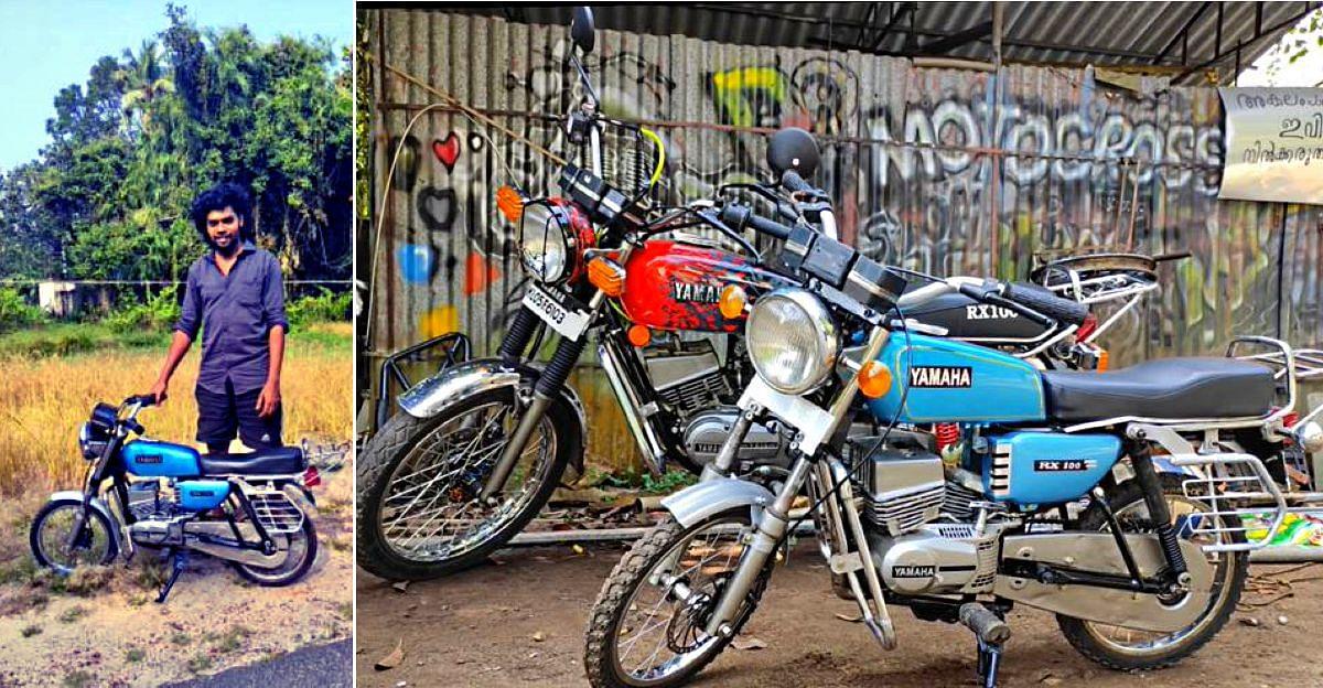Yamaha RX100 का यह मॉडल देखा आपने? खूबियां जानकर दंग रह जाएंगे, देखें VIDEO
