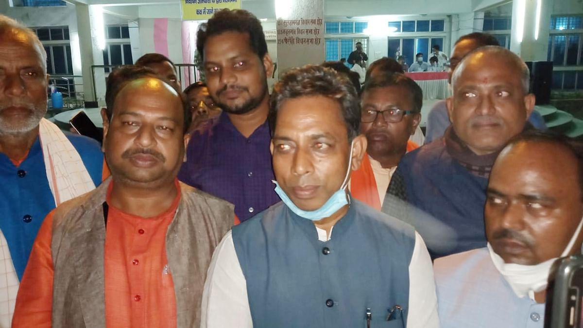 Pirpainti SC Election Result 2020: पीरपैंती में भाजपा के ललन कुमार पासवान ने राजद के रामविलास को 26,994 वोटों से हराया
