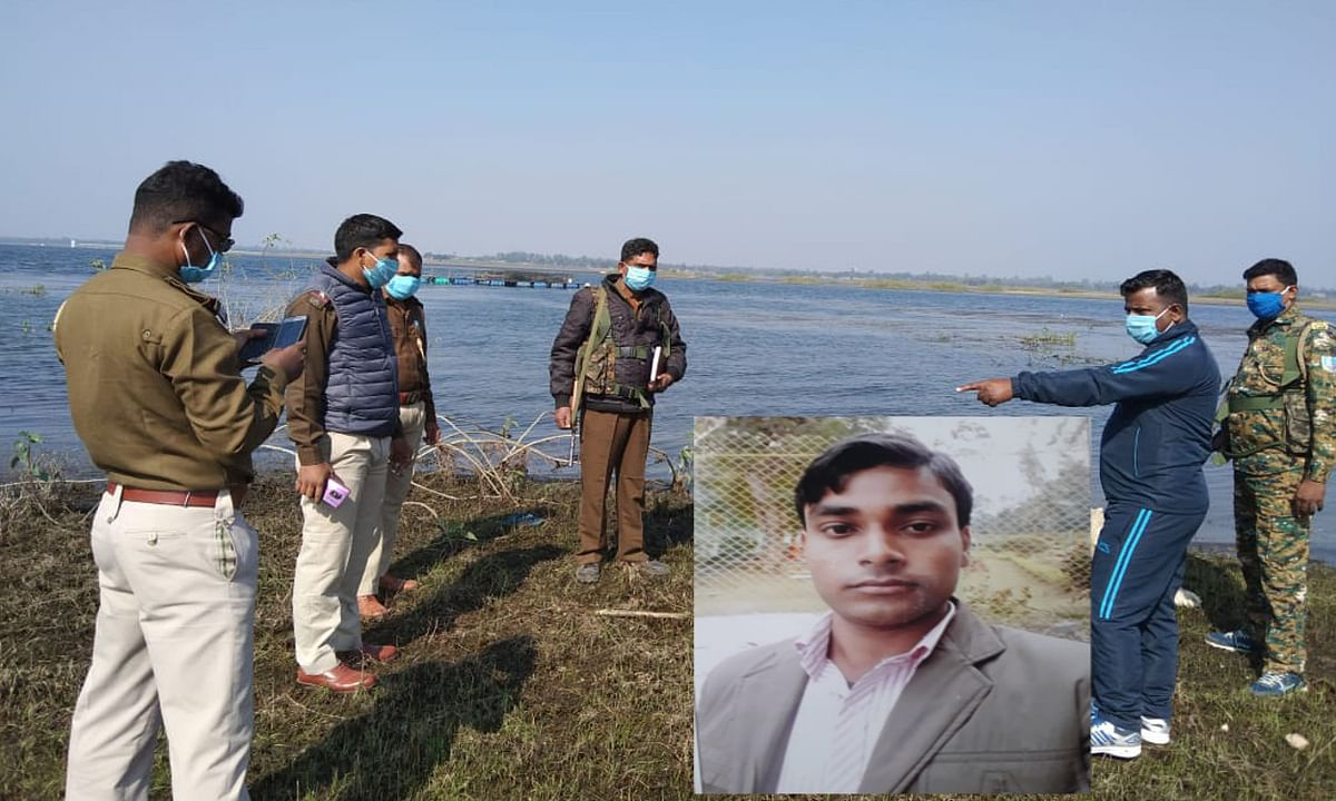 तिलैया डैम में गोविंदपुर से लापता सोनू का मिला शव, जांच में जुटी पुलिस