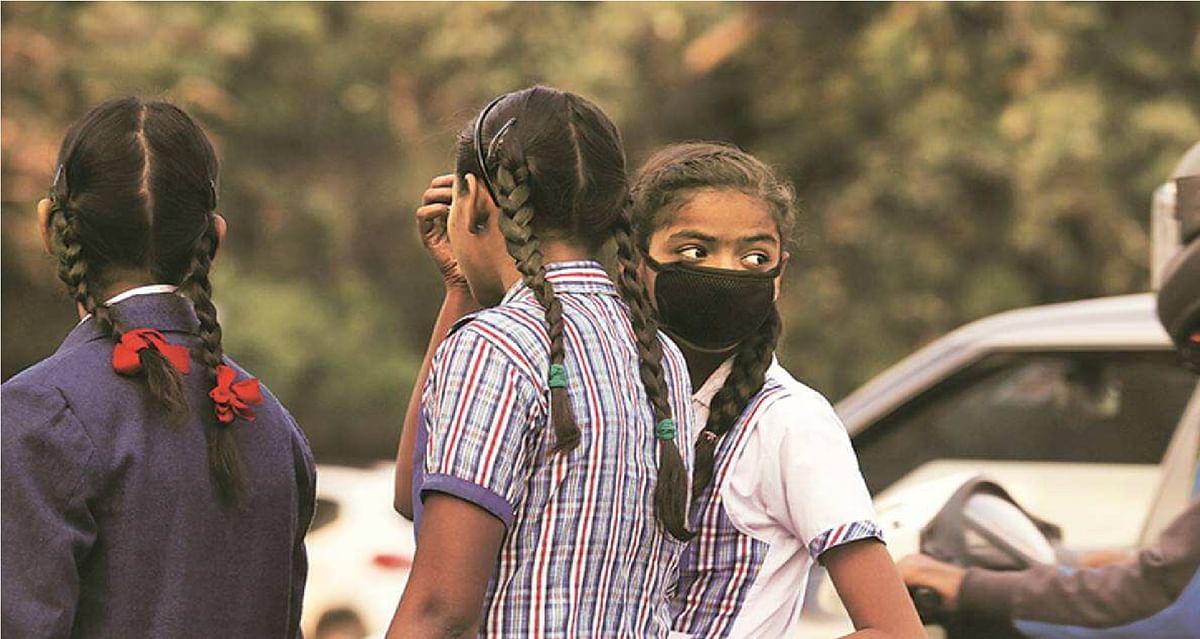 हरियाणा में 150 से अधिक बच्चों के कोरोना संक्रमित होने के बाद सभी स्कूल 30 नवंबर तक बंद