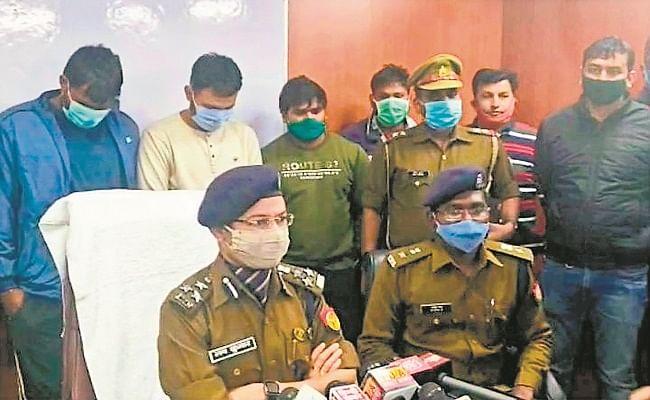 रक्षा मंत्रालय का अधिकारी फर्जी तरीके से दिलाता था नौकरी, इनकम टैक्स इंस्पेक्टर व दिल्ली पुलिसकर्मी भी शामिल, गिरोह का हुआ खुलासा