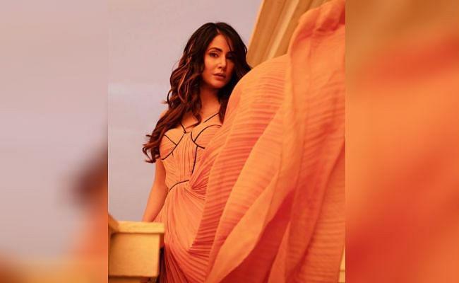 तूफानी सीनियर हिना खान ने ऑरेंज कलर की ड्रेस में शेयर की बेहद खूबसूरत PHOTOS, फैंस बोले- आपकी तसवीर मेरी अगली...
