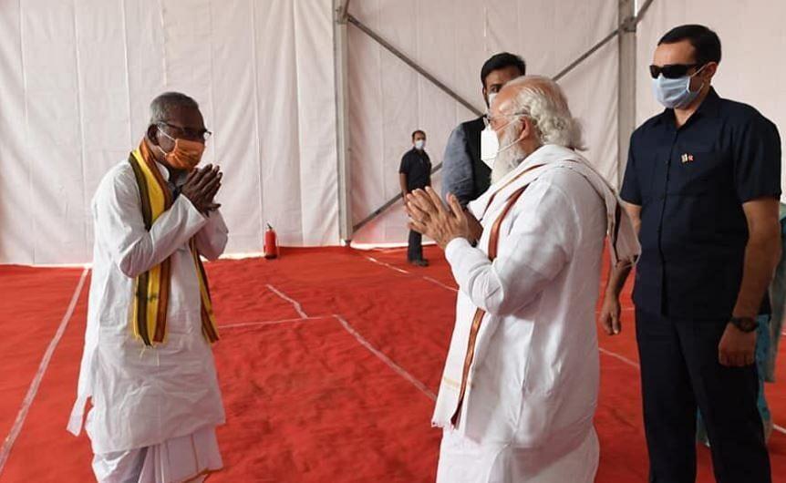 बिहार में 'रोटी के साथ राम' नारे वाले कामेश्वर चौपाल बनेंगे डिप्टी सीएम? पढ़िए उनका सियासी सफर