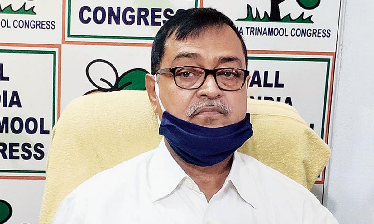 शुभेंदु के इस्तीफे के बाद अब तृणमूल के नाराज विधायक मिहिर गोस्वामी भाजपा सांसद के साथ दिल्ली गये