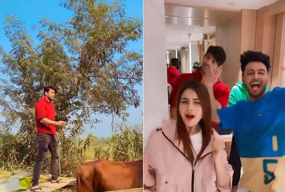 पंजाब में बैलगाड़ी चलाते दिखे सिद्धार्थ शुक्ला, शहनाज गिल और टोनी कक्कड़ के साथ VIDEO वायरल