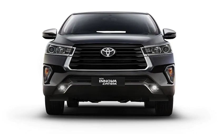 toyota innova crysta facelift 2020 launched in india with
