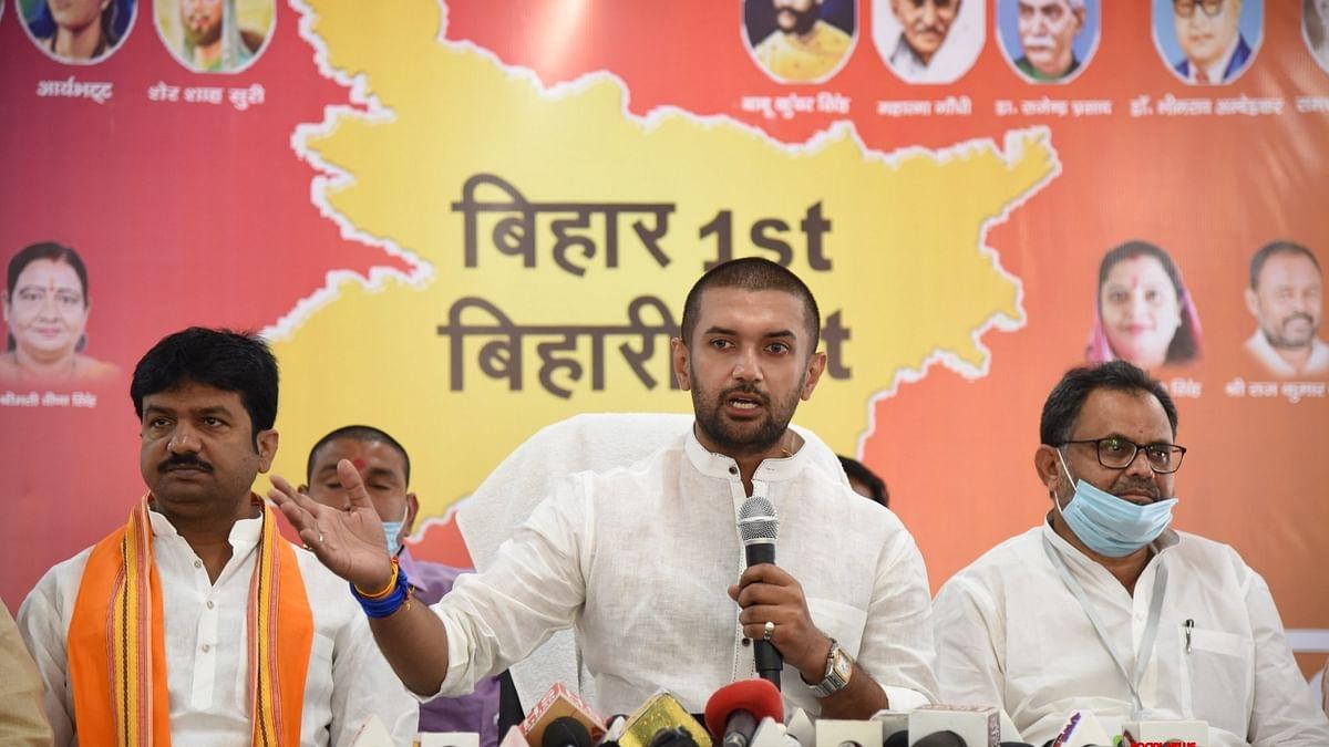 Bihar Election 2020 Result : NDA अगर नीतीश को सीएम बनाने के निर्णय पर कायम, तो नहीं करेंगे सरकार का समर्थन : चिराग