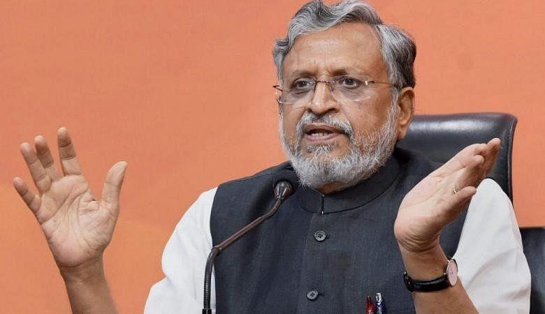 पूर्व डिप्टी सीएम सुशील मोदी को राज्यसभा का टिकट, BJP केंद्रीय चुनाव समिति का फैसला