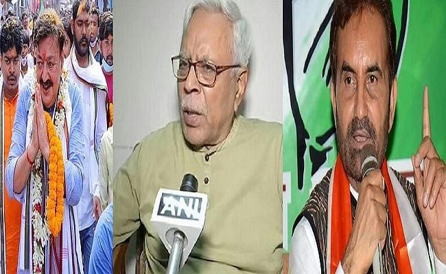 राजद और कांग्रेस में छिड़ा रार, शिवानंद तिवारी के बयान पर कांग्रेस के तेवर कड़े, आस्तीन का सांप बता लगाए ये आरोप...