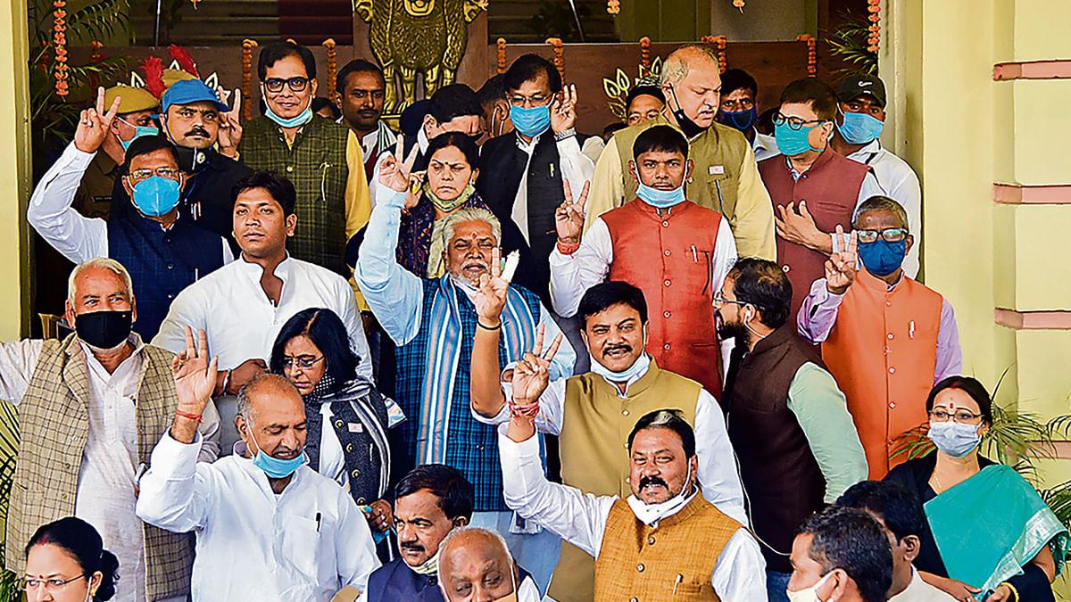 Bihar Speaker Election Update: विस अध्यक्ष के चुनाव में टूटीं कई परंपराएं, देखें कैसे पल-पल बदलता रहा परिदृश्य