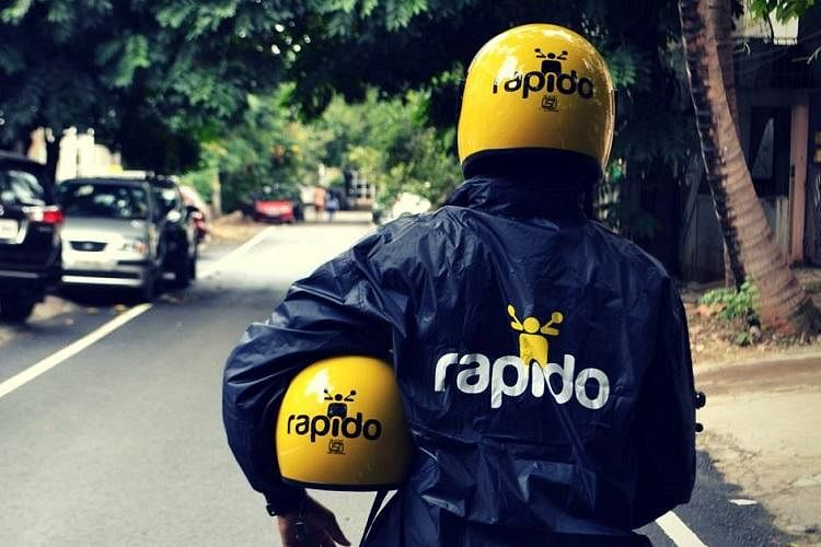 Rapido की बाइक टैक्सी सर्विस को लगा झटका, RTO ने नोटिस भेजकर सेवा बंद करने को कहा