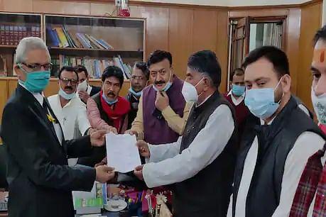 Bihar Vidhan Sabha Session 2020 : विधानसभा अध्यक्ष पद के लिए महागठबंधन ने RJD के अवध बिहारी चौधरी को बनाया कैंडिडेट, किया नामांकन