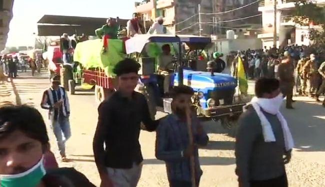 किसानों को दिल्ली में प्रवेश की दी गयी अनुमति, बुराड़ी में कर सकते हैं प्रदर्शन : दिल्ली पुलिस, शांति बनाये रखने की अपील की