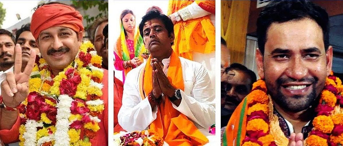 Bihar Election: बिहार के सियासी रण में उतरे बॉलीवुड के साथ भोजपुरी स्टार, जानिए- कौन किस पार्टी के लिए किया प्रचार