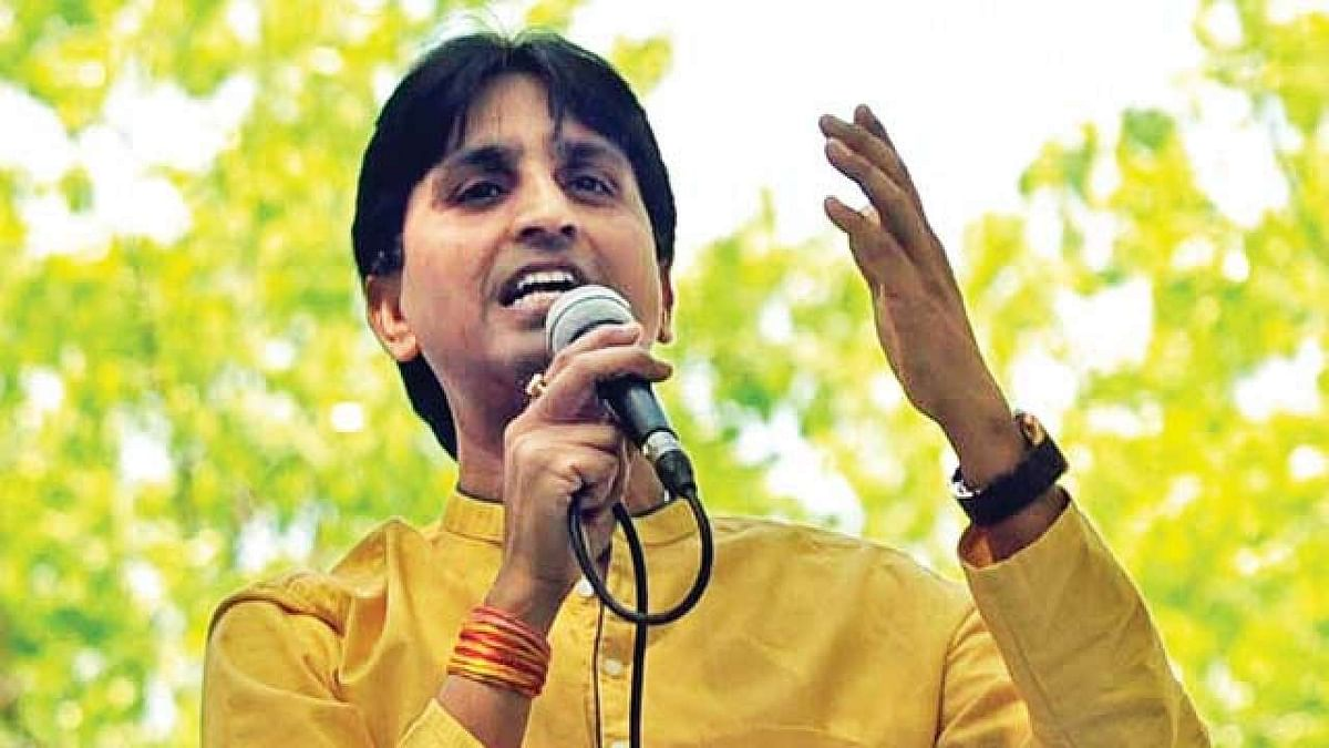 Bihar Chunav 2020: अमेरिका प्रेसिडेंट इलेक्शन और बिहार चुनाव की तुलना कर कुमार विश्वास बोले- मौसम बदल रहा है यारो