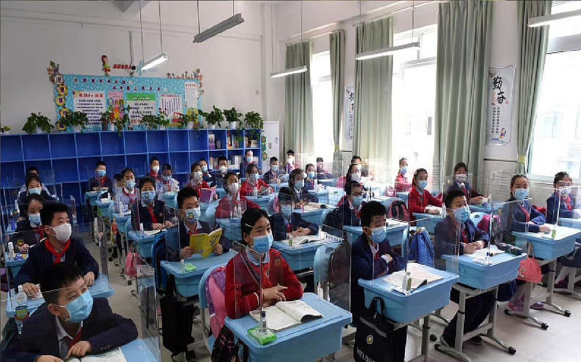 school reopen latest update in india: 16 नवंबर से  इन राज्यों में खुल रहे हैं स्कूल