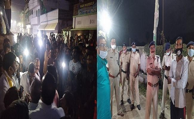 बिहार चुनाव में EVM बदले जाने की अफवाह से मचा हंगामा, कांग्रेस प्रत्याशी सहित सात पर केस दर्ज
