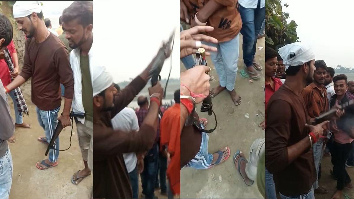 बिहार के सारण में जेल से छूटे अपराधी ने छठ घाट पर की फायरिंग, पांच घायल, तीन रेफर