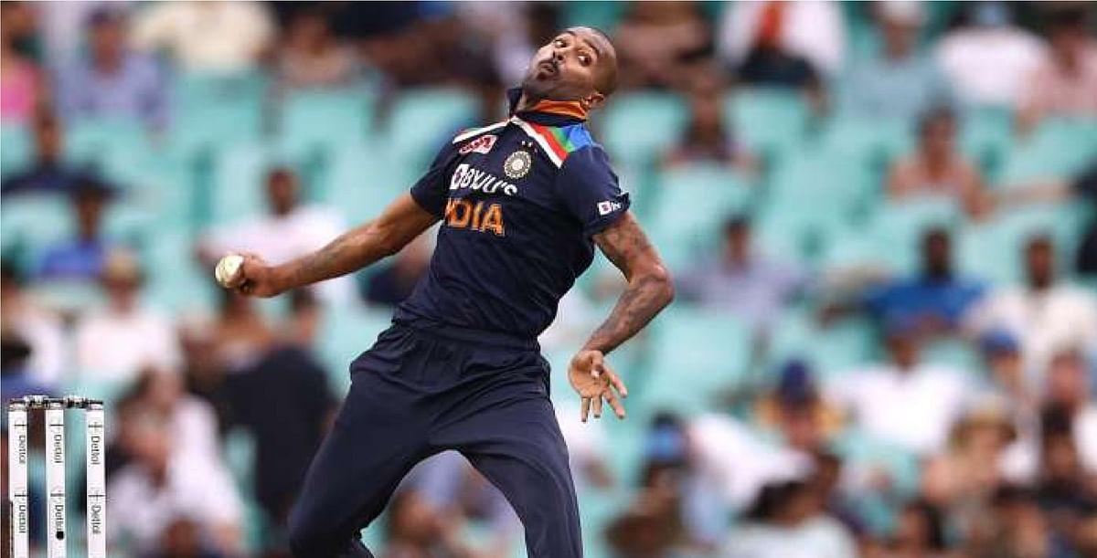 IND vs AUS : एक साल बाद गेंदबाजी करने उतरे हार्दिक पांड्या ने कर दिया ऐसा कमाल