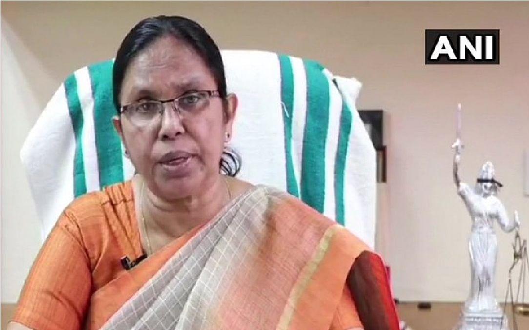आत्मसम्मान वाली महिला दुष्कर्म के बाद जान दे देगी, इस  बयान पर केरल की स्वास्थ्य मंत्री ने जताया विरोध