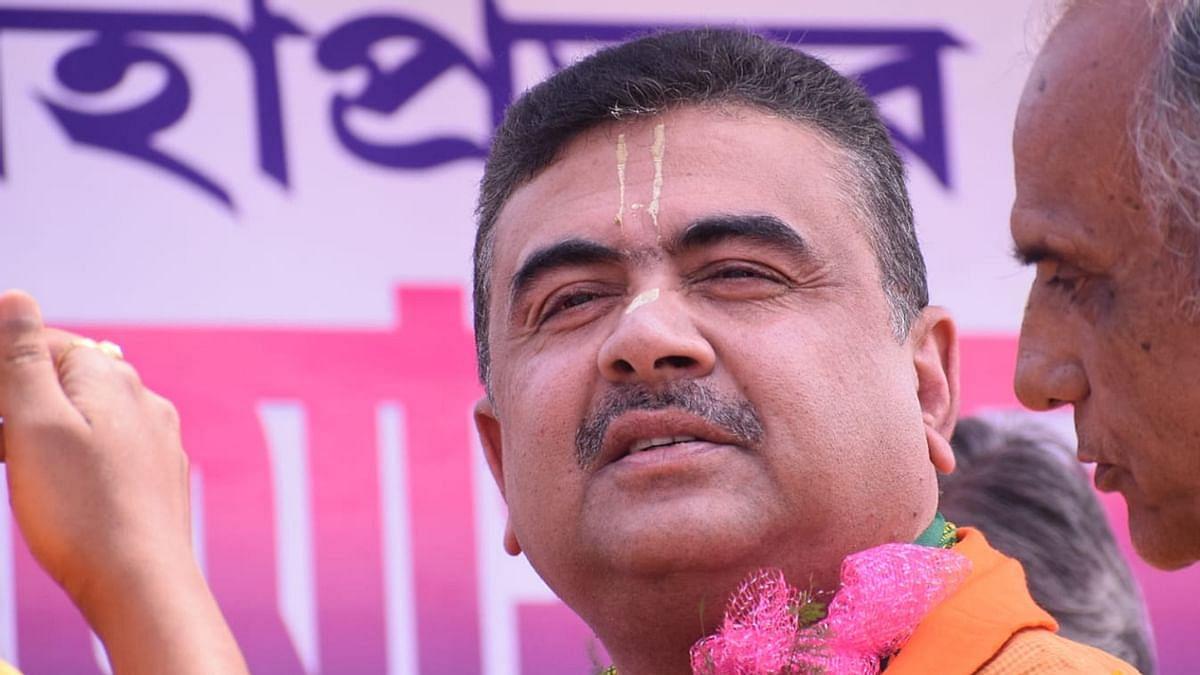 बंगाल चुनाव से पहले ममता को झटका, परिवहन मंत्री शुभेंदु अधिकारी ने दिया इस्तीफा, भाजपा में शामिल होने की अटकलें