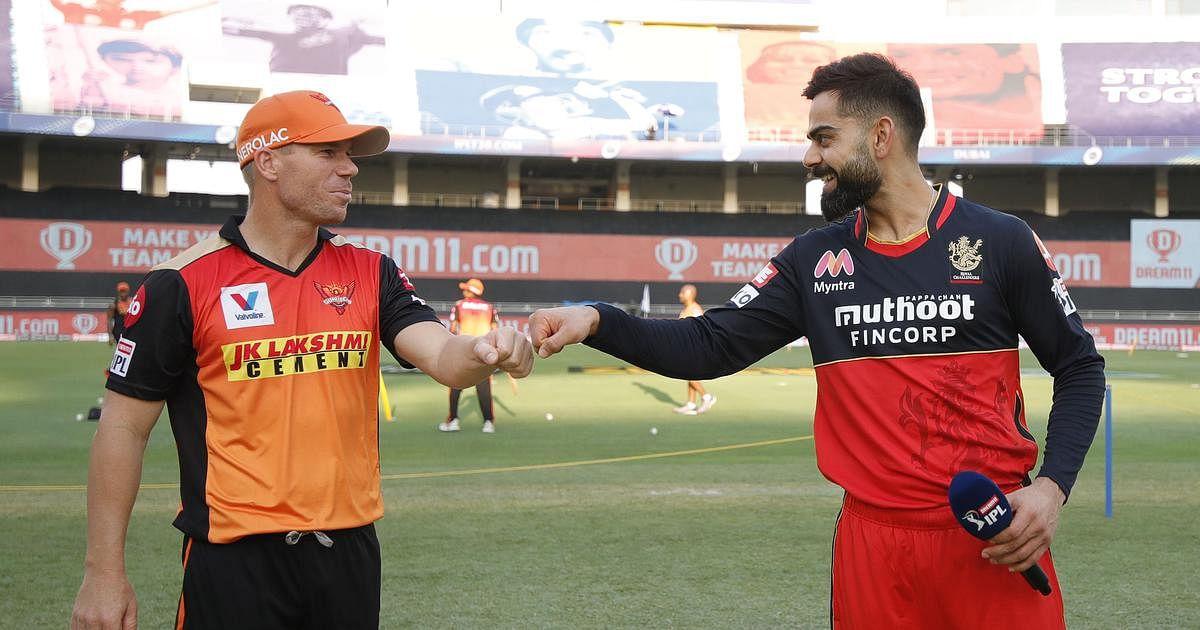 IPL 2020 RCB vs SRH Eliminator : हैदराबाद ने आरसीबी को छह विकेट से हराया,खिताब जीतने का ख्वाब एक बार फिर पूरा नहीं कर सके कोहली