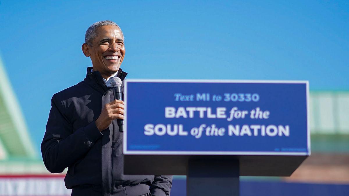 US presidential election 2020: हेलो, मैं बराक ओबामा बोल रहा हूं! जो बाइडेन के लिए पूर्व राष्ट्रपति ने ऐसे मांगा वोट, देखें VIDEO