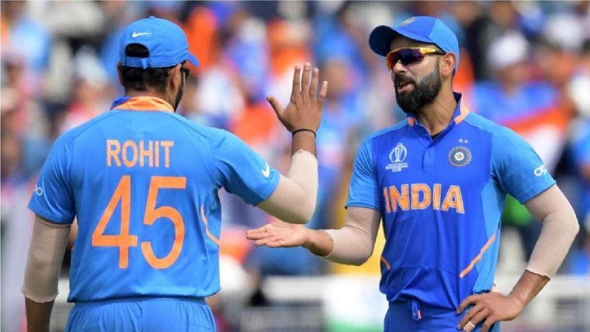 ICC ODI Ranking 2020 : टॉप टू पर टीम इंडिया के इन दो विस्फोटक बल्लेबाजों का कब्जा