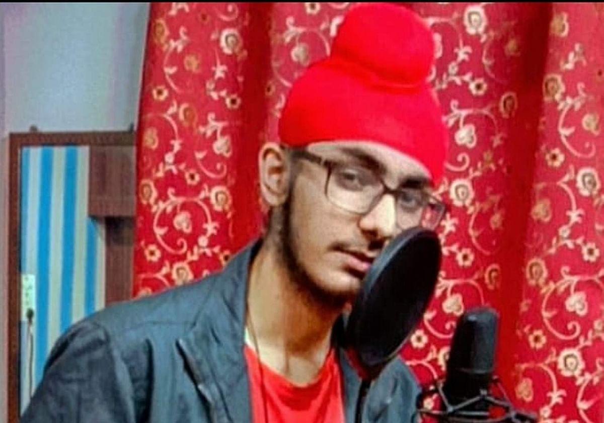 यूट्यूब व इंस्टाग्राम पर छा रहे डीपीएस बोकारो के दसवीं के छात्र दीप सिंह 'दीविक', फैमस रैपर बनने का है सपना