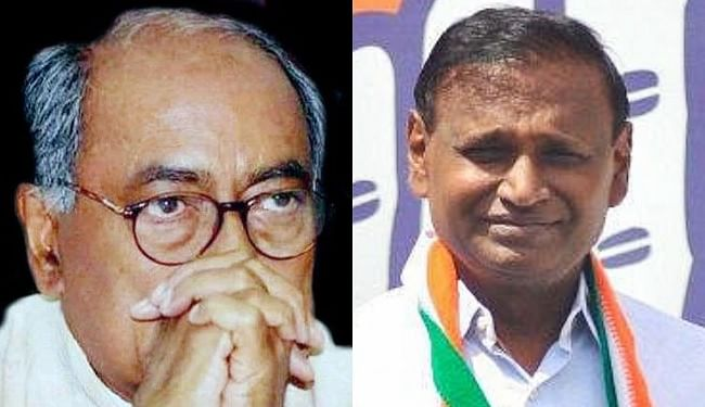 चुनाव परिणामों को लेकर दिग्विजय सिंह और उदित राज ने ईवीएम पर खड़े किये सवाल
