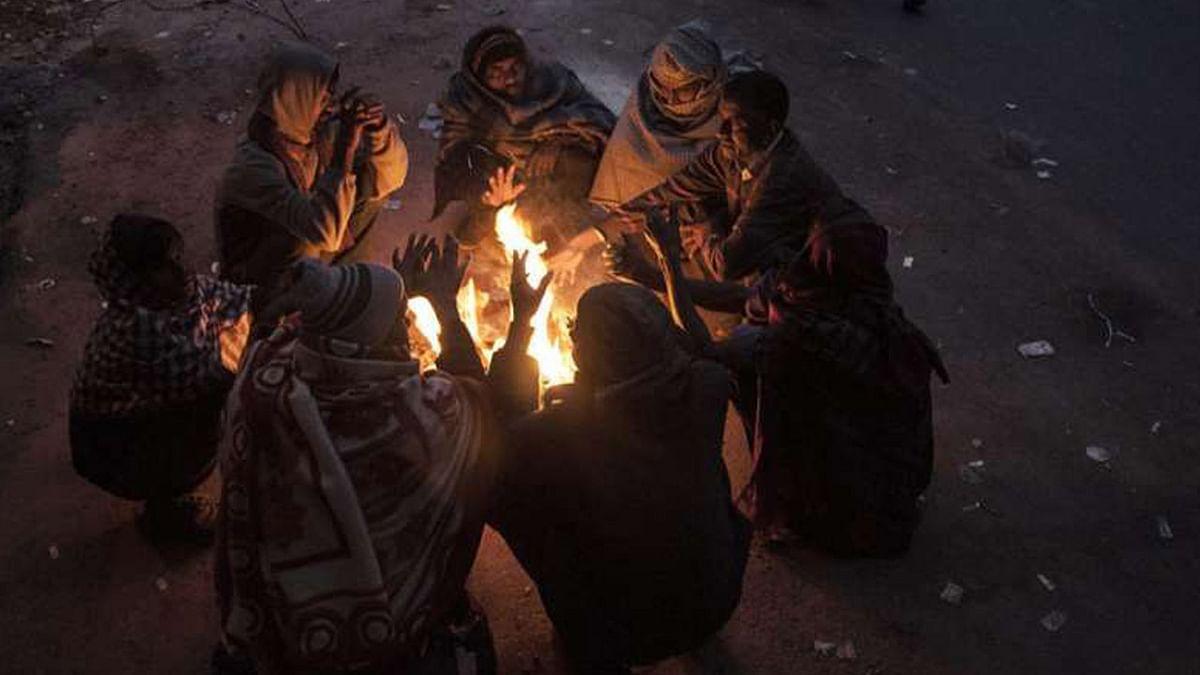 Bihar Weather Forecast: बिहार में और लुढ़का पारा, गया का तापमान 6.5 डिग्री पहुंचा