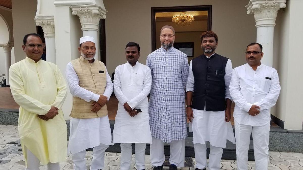 बिहार चुनाव में 5 सीटें जीतने वाली AIMIM को टूट का डर, हैदराबाद शिफ्ट किए पांचों विधायक