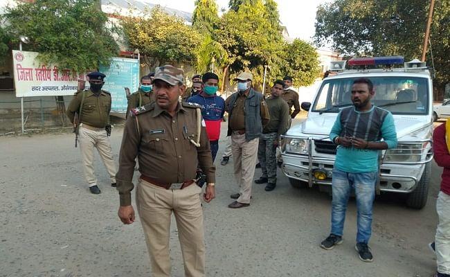 बिहार के औरंगाबाद में दिनदहाड़े कारोबारी को मारी गोली, हालत गंभीर, अपराधी की तलाश में जुटी पुलिस
