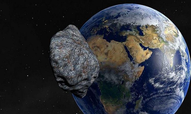 Danger: धरती की तरफ बढ़ रहा बुर्ज खलीफा जितना बड़ा Asteroid, मिसाइल से कई गुना तेज है रफ्तार