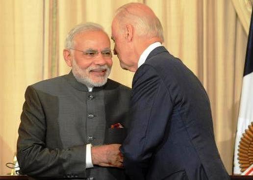 PM Modi News: पीएम मोदी ने जो बिडेन और कमला हैरिस को दी बधाई, हिंद-प्रशांत क्षेत्र में आपसी सहयोग की दिलायी याद