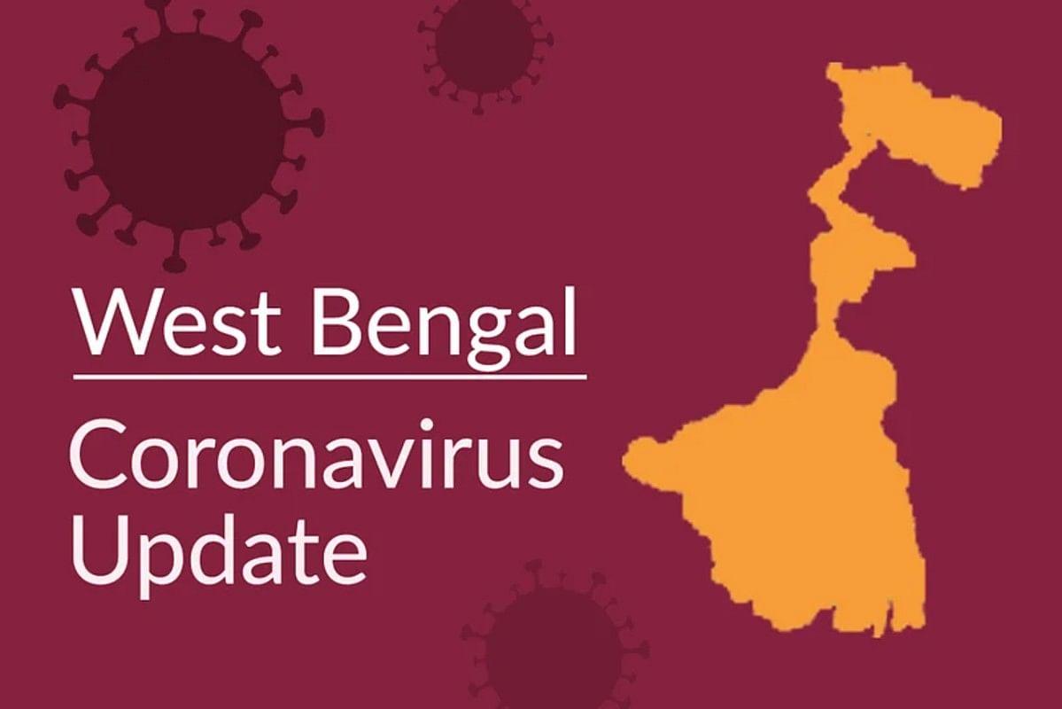 कोरोना से सबसे ज्यादा प्रभावित राज्यों में शामिल पश्चिम बंगाल में 3,367 नये संक्रमित मिले, 54 की हुई मौत