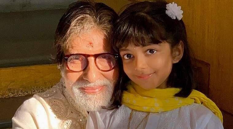 अमिताभ बच्चन ने खास तरीके से आराध्या को किया बर्थडे विश, पोस्ट की पोती की 9 साल की 9 तसवीरें