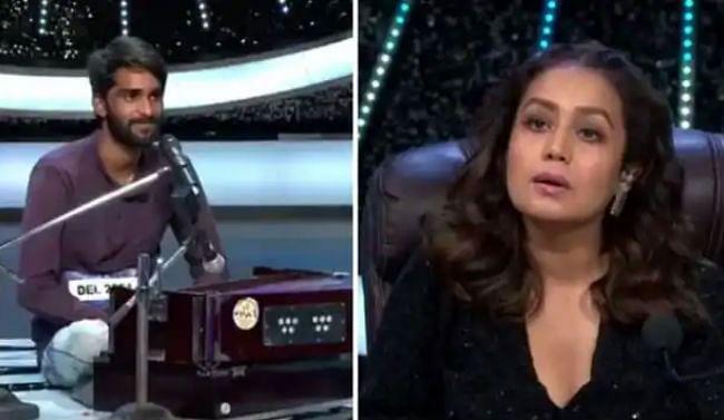 Indian Idol 12 : इस कंटेस्टेंट की आपबीती सुन भावुक हुईं नेहा कक्कड़, दिया 1 लाख का तोहफा, VIDEO