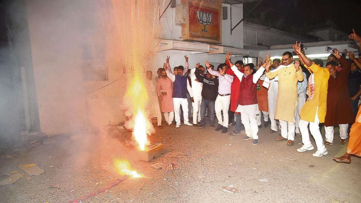 Bihar Election Result 2020: गंगा पार NDA तो इस ओर महागठबंधन को हुआ फायदा, मगध-शाहाबाद की 32 सीटों में राजग को महज 6 पर मिली जीत