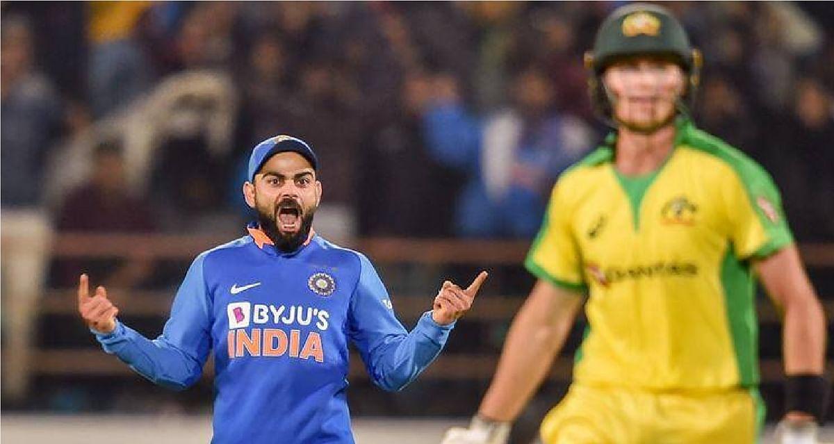 INDvsAUS: भारत-ऑस्ट्रेलिया वनडे सीरीज में किसका पलड़ा भारी, कुछ ऐसा रहा है रिकॉर्ड