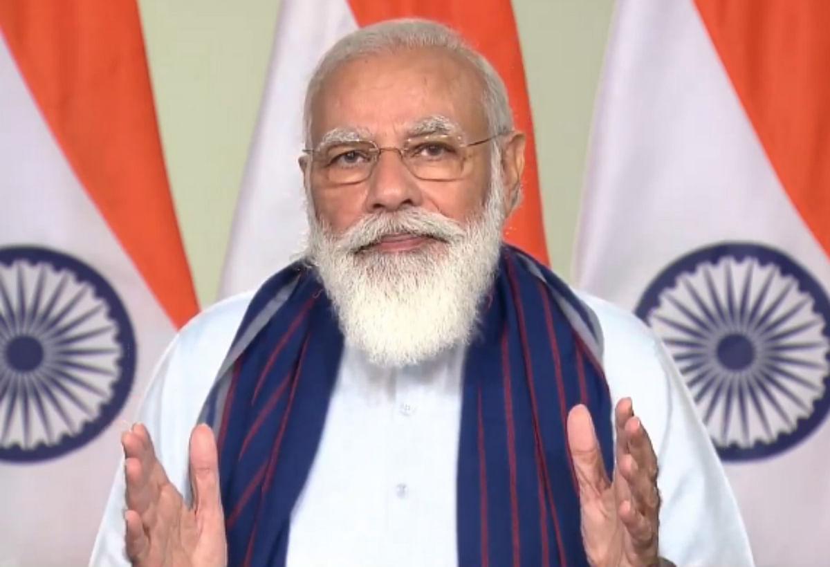 UP के मिर्जापुर और सोनभद्र को PM मोदी ने दी सौगात, पेयजल आपूर्ति योजना का किया शिलान्यास