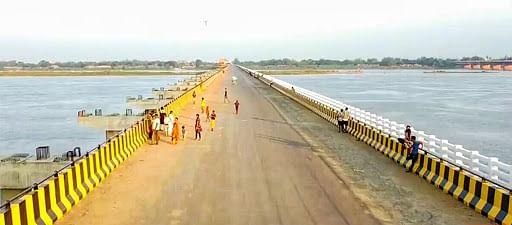 पटना से आरा को जोड़ने वाले नये कोइलवर पुल पर परिचालन पांच से बंद, अब विधिवत उद्घाटन के बाद होगा चालू