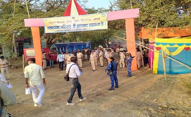 Buxar, Bihar Election Results 2020, Live Update: बक्सर के राजपुर विधान सभा सीट से परिवहन मंत्री संतोष कुमार निराला चल रहे है पीछे, यहां देखिए लेटेस्ट अपडेट